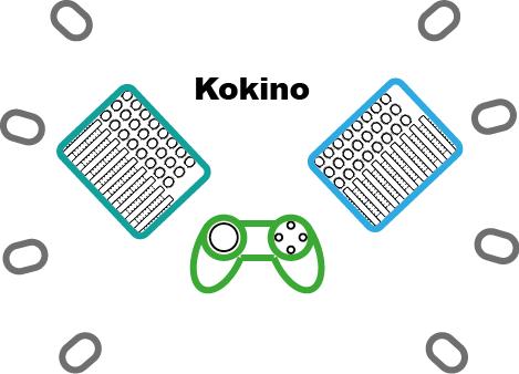 Kokino multi-user sound installation